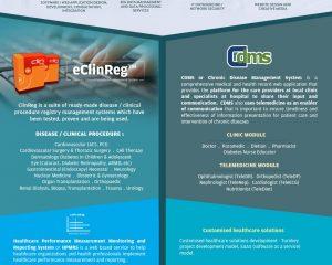 eClinReg©,eClinReg™, Clinical Registry Software