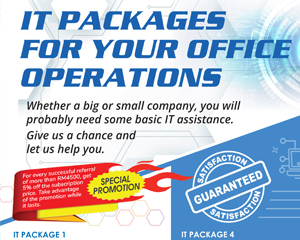 IT Packages For Your Office Operations